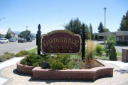 Town of Gardnerville sign