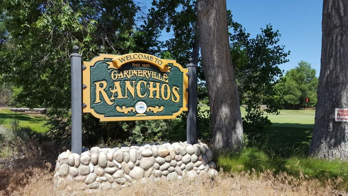 Ranchos sign (Large)