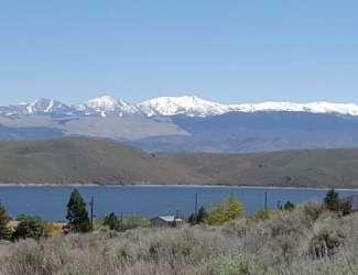 Topaz Lake and Topaz Ranch Estates